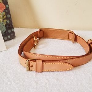 LV keepall strap authentic